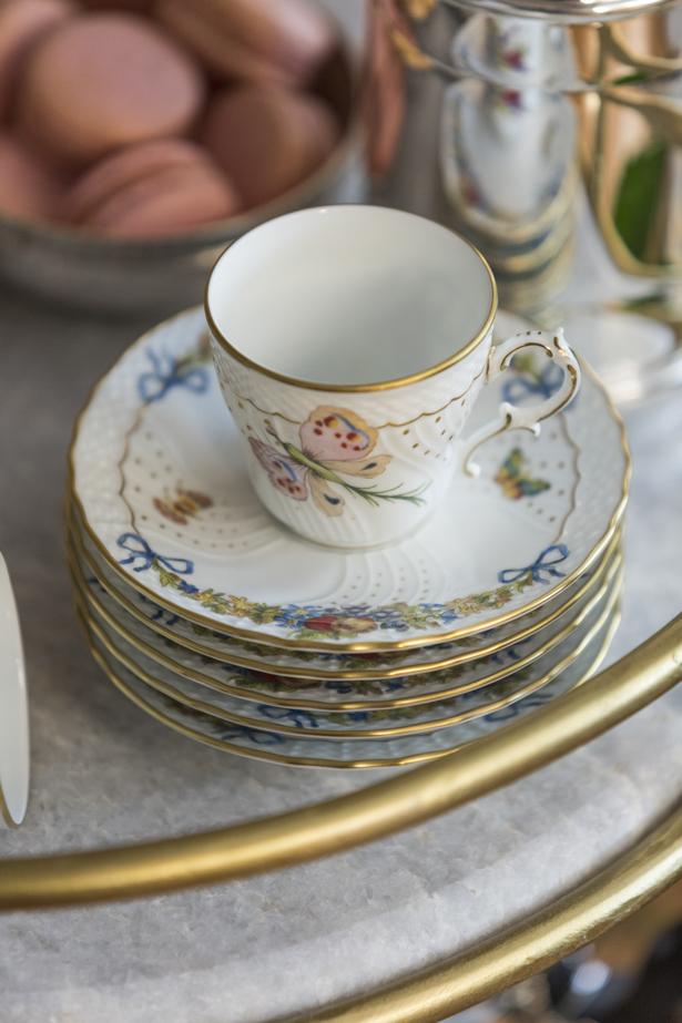 xícara da coleção Farfalle