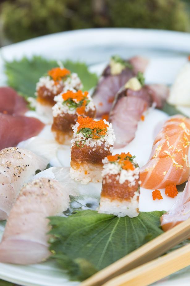comida japonesa Nakka