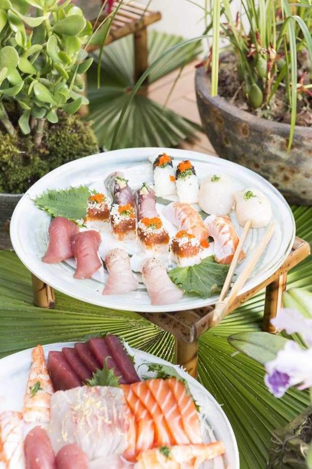 jantar japonês em casa nakka
