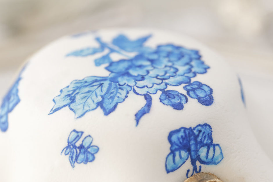 bolo pintado à mão Isabella Suplicy