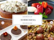 receita de sobremesas