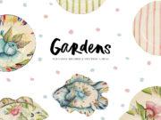 coleção louça Garden Vestindo a Mesa