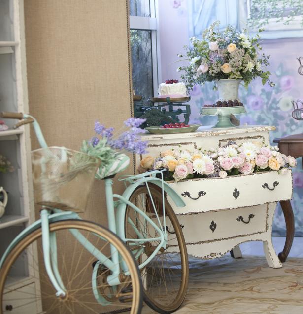 decoração com tons pastel de casamento Bruna Beraldo