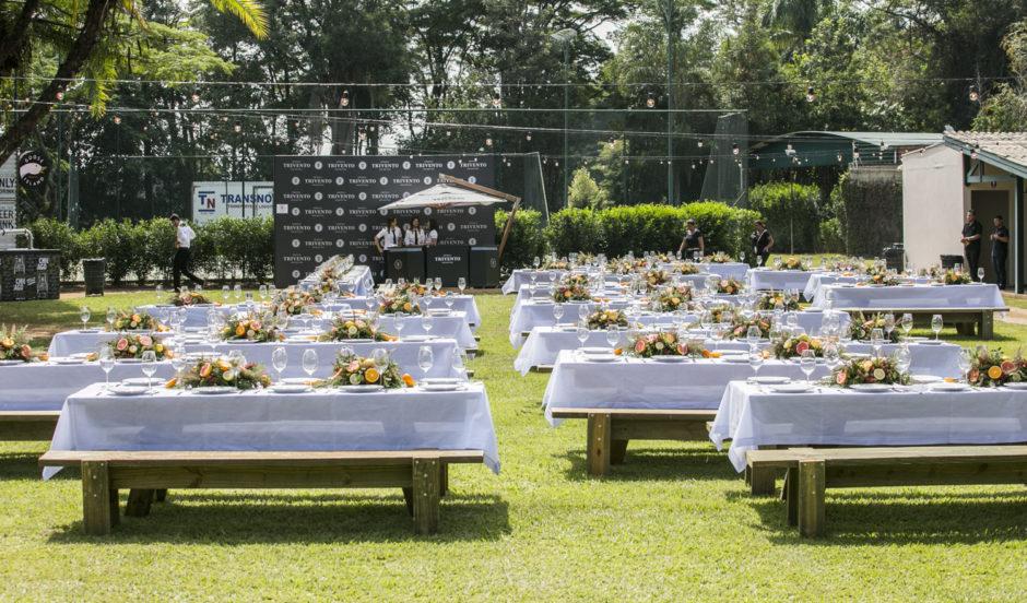 churrascada no Helvetia Clube para 800 convidados