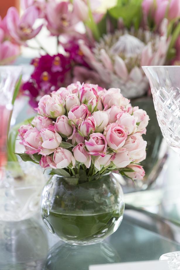 bouquet de rosas dias das mães