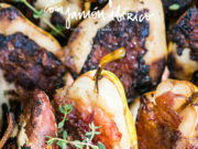 receita de pera confitada com jamon iberico re cruz