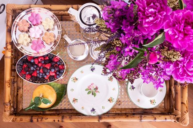 Café da manhã surpresa para minha mãe by Vestindo a Mesa