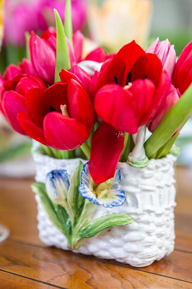 Louça Tulipas da Fleur