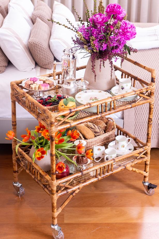 Café da manhã surpresa para minha mãe by Vestido da Mesa