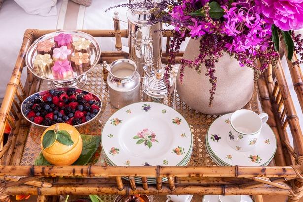 Café da manhã para minha mãe por Vestindo a Mesa