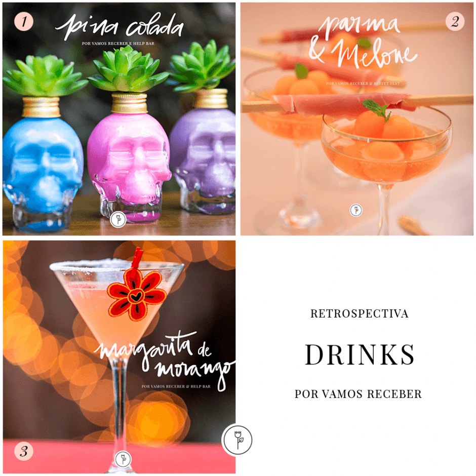 Retrospectiva Drinks 2018